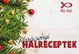 Karácsonyi receptfüzet